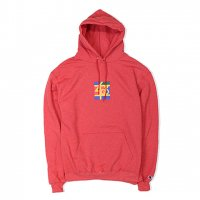 SAMO-HOODIE 3rd STREET PARTNER SHIP HOODIE(SCARLET HEATHER)<img class='new_mark_img2' src='//img.shop-pro.jp/img/new/icons5.gif' style='border:none;display:inline;margin:0px;padding:0px;width:auto;' />
