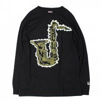 KNOW WAVE-ONIX COLLECTIVE L/S T-SHIRT(BLACK)<img class='new_mark_img2' src='https://img.shop-pro.jp/img/new/icons5.gif' style='border:none;display:inline;margin:0px;padding:0px;width:auto;' />