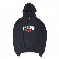 PSYCIC HEARTS-LOGO HOODIE(BLACK)<img class='new_mark_img2' src='//img.shop-pro.jp/img/new/icons5.gif' style='border:none;display:inline;margin:0px;padding:0px;width:auto;' />