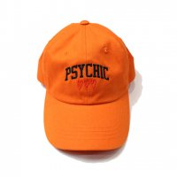 【20%OFF】PSYCIC HEARTS-LOGO CAP(ORENGE)<img class='new_mark_img2' src='//img.shop-pro.jp/img/new/icons20.gif' style='border:none;display:inline;margin:0px;padding:0px;width:auto;' />