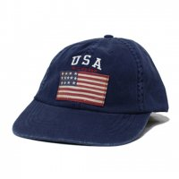 POLO RALPH LAUREN-CAP(NAVY)<img class='new_mark_img2' src='//img.shop-pro.jp/img/new/icons5.gif' style='border:none;display:inline;margin:0px;padding:0px;width:auto;' />