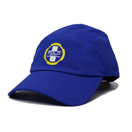 POLO SPORT-CAP(BLUE)