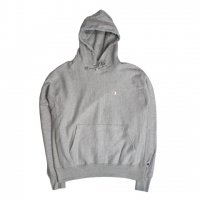 Champion-REVERSE WEAVE HOODIE(GRAY)<img class='new_mark_img2' src='//img.shop-pro.jp/img/new/icons5.gif' style='border:none;display:inline;margin:0px;padding:0px;width:auto;' />
