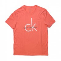 Calvin Klein -CK S/S T-SHIRT(MANGO)<img class='new_mark_img2' src='//img.shop-pro.jp/img/new/icons5.gif' style='border:none;display:inline;margin:0px;padding:0px;width:auto;' />