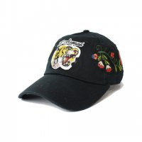 NO BRAND-GC INSPIRE TIGER CAP(BLACK)<img class='new_mark_img2' src='//img.shop-pro.jp/img/new/icons5.gif' style='border:none;display:inline;margin:0px;padding:0px;width:auto;' />