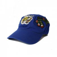NO BRAND-GC INSPIRE TIGER CAP(BLUE)<img class='new_mark_img2' src='https://img.shop-pro.jp/img/new/icons5.gif' style='border:none;display:inline;margin:0px;padding:0px;width:auto;' />