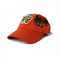 NO BRAND-GC INSPIRE TIGER CAP(ORENGE)<img class='new_mark_img2' src='https://img.shop-pro.jp/img/new/icons5.gif' style='border:none;display:inline;margin:0px;padding:0px;width:auto;' />