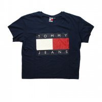 TOMMY JEANS-LOGO S/S T-SHIRTS(NAVY)<img class='new_mark_img2' src='https://img.shop-pro.jp/img/new/icons5.gif' style='border:none;display:inline;margin:0px;padding:0px;width:auto;' />