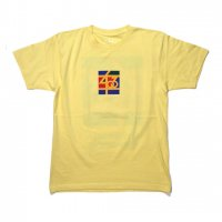 SAMO-3rd STREET PARTNER SHIP S/S T-SHIRT(LIGHT YELLOW)<img class='new_mark_img2' src='//img.shop-pro.jp/img/new/icons5.gif' style='border:none;display:inline;margin:0px;padding:0px;width:auto;' />
