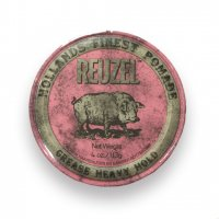 REUZEL -POMADE(HEAVY HOLD GREASE 113g)<img class='new_mark_img2' src='https://img.shop-pro.jp/img/new/icons5.gif' style='border:none;display:inline;margin:0px;padding:0px;width:auto;' />