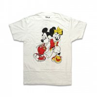 【20%OFF】FILA -DISNEY S/S T-SHIRT(WHITE)<img class='new_mark_img2' src='//img.shop-pro.jp/img/new/icons20.gif' style='border:none;display:inline;margin:0px;padding:0px;width:auto;' />
