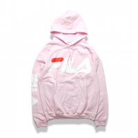 FILA -SCRIPT LOG HOODIE(PINK)<img class='new_mark_img2' src='//img.shop-pro.jp/img/new/icons5.gif' style='border:none;display:inline;margin:0px;padding:0px;width:auto;' />