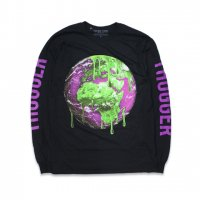 YOUNG THUG -THGGER L/S T-SHIRT(BLACK)<img class='new_mark_img2' src='//img.shop-pro.jp/img/new/icons5.gif' style='border:none;display:inline;margin:0px;padding:0px;width:auto;' />
