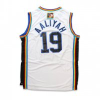 Aaliyah-#19 MESH JERSEY(WHITE)<img class='new_mark_img2' src='https://img.shop-pro.jp/img/new/icons5.gif' style='border:none;display:inline;margin:0px;padding:0px;width:auto;' />
