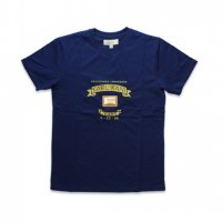 KARL KANI-SIGNATURE S/S T-SHIRT(NAVY)<img class='new_mark_img2' src='//img.shop-pro.jp/img/new/icons20.gif' style='border:none;display:inline;margin:0px;padding:0px;width:auto;' />