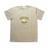 KARL KANI-SIGNATURE S/S T-SHIRT(KHAKI)<img class='new_mark_img2' src='//img.shop-pro.jp/img/new/icons5.gif' style='border:none;display:inline;margin:0px;padding:0px;width:auto;' />