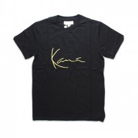 KARL KANI-GOLD3D EMBRIDERY  S/S T-SHIRT(BLACK)<img class='new_mark_img2' src='//img.shop-pro.jp/img/new/icons5.gif' style='border:none;display:inline;margin:0px;padding:0px;width:auto;' />