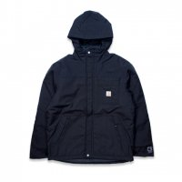 Carhartt -INSULATED SHORLINE JACKET(BLACK)<img class='new_mark_img2' src='//img.shop-pro.jp/img/new/icons5.gif' style='border:none;display:inline;margin:0px;padding:0px;width:auto;' />