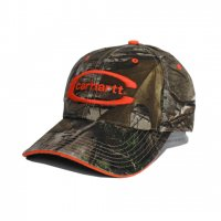 Carhartt -MIDLAND CAP(CAMO/B.ORENGE)<img class='new_mark_img2' src='//img.shop-pro.jp/img/new/icons5.gif' style='border:none;display:inline;margin:0px;padding:0px;width:auto;' />