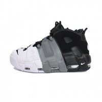 NIKE -MORE UPTEMPO(WHITE/GRAY/BLACK)