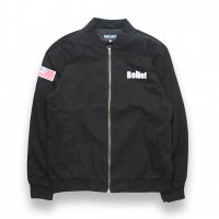 BELIEF NYC -WORLD TRADE JACKET(BLACK)<img class='new_mark_img2' src='https://img.shop-pro.jp/img/new/icons5.gif' style='border:none;display:inline;margin:0px;padding:0px;width:auto;' />