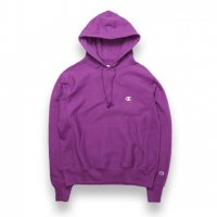 Champion-REVERSE WEAVE HOODIE(PURPLE)<img class='new_mark_img2' src='https://img.shop-pro.jp/img/new/icons5.gif' style='border:none;display:inline;margin:0px;padding:0px;width:auto;' />