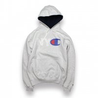 Champion-AUTHENTIC HOODIE NYC(SILVER GRAY)<img class='new_mark_img2' src='//img.shop-pro.jp/img/new/icons5.gif' style='border:none;display:inline;margin:0px;padding:0px;width:auto;' />
