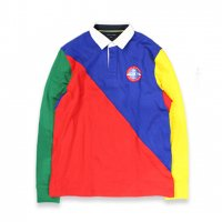TOMMY HILFIGER-SAILING RUGBY SHIRT(MULTI)<img class='new_mark_img2' src='//img.shop-pro.jp/img/new/icons5.gif' style='border:none;display:inline;margin:0px;padding:0px;width:auto;' />