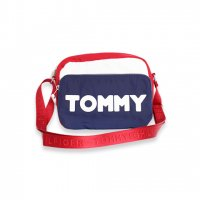 TOMMY HILFIGER-MINI SHOULDER BAG(MULTI)<img class='new_mark_img2' src='//img.shop-pro.jp/img/new/icons5.gif' style='border:none;display:inline;margin:0px;padding:0px;width:auto;' />