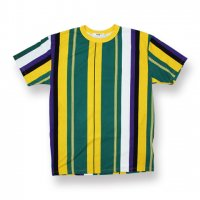 EPTM.-90'S STRIPE S/S T-SHIRT(GREEN/YELLOW/PURPLE)<img class='new_mark_img2' src='//img.shop-pro.jp/img/new/icons5.gif' style='border:none;display:inline;margin:0px;padding:0px;width:auto;' />