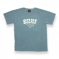 BELIEF NYC -LAMP S/S T-SHIRTS(LIGHT DENIM)<img class='new_mark_img2' src='//img.shop-pro.jp/img/new/icons5.gif' style='border:none;display:inline;margin:0px;padding:0px;width:auto;' />