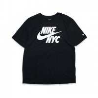 NIKE -S/S T-SHIRT NYC(BLACK)<img class='new_mark_img2' src='//img.shop-pro.jp/img/new/icons5.gif' style='border:none;display:inline;margin:0px;padding:0px;width:auto;' />