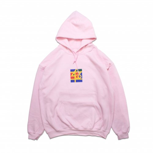 SAMO-3rd STREET PARTNER SHIP HOODIE(LIGHT PINK)<img class='new_mark_img2' src='https://img.shop-pro.jp/img/new/icons5.gif' style='border:none;display:inline;margin:0px;padding:0px;width:auto;' />