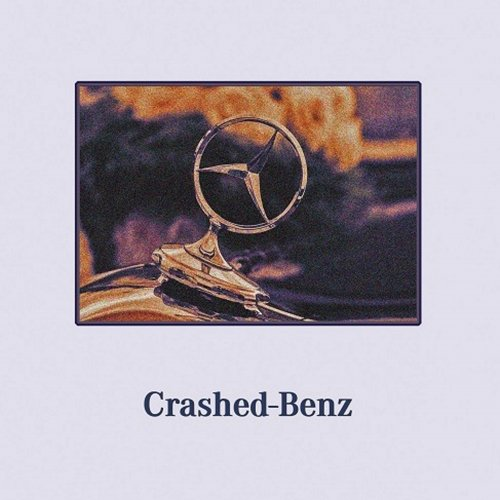 【EP】STRIZE-Crashed-Benz<img class='new_mark_img2' src='https://img.shop-pro.jp/img/new/icons5.gif' style='border:none;display:inline;margin:0px;padding:0px;width:auto;' />