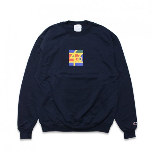 SAMO-3rd STREET PARTNER SHIP CREW NECK SWEAT(NAVY)<img class='new_mark_img2' src='https://img.shop-pro.jp/img/new/icons5.gif' style='border:none;display:inline;margin:0px;padding:0px;width:auto;' />