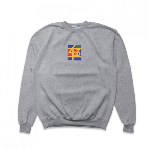 SAMO-3rd STREET PARTNER SHIP CREW NECK SWEAT(GRAY)<img class='new_mark_img2' src='https://img.shop-pro.jp/img/new/icons5.gif' style='border:none;display:inline;margin:0px;padding:0px;width:auto;' />