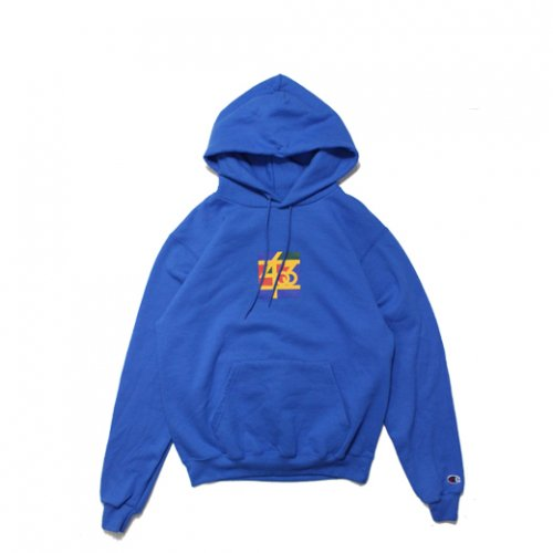 SAMO-3rd STREET PARTNER SHIP HOODIE(BLUE)<img class='new_mark_img2' src='//img.shop-pro.jp/img/new/icons5.gif' style='border:none;display:inline;margin:0px;padding:0px;width:auto;' />