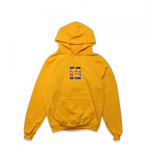 SAMO-3rd STREET PARTNER SHIP HOODIE(YELLOW)<img class='new_mark_img2' src='https://img.shop-pro.jp/img/new/icons5.gif' style='border:none;display:inline;margin:0px;padding:0px;width:auto;' />
