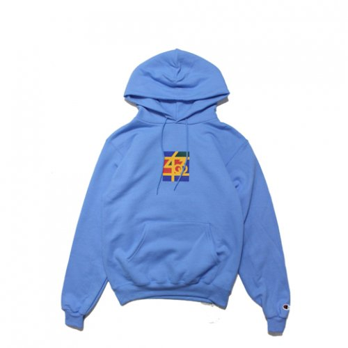 SAMO-3rd STREET PARTNER SHIP HOODIE(S.BLUE)<img class='new_mark_img2' src='https://img.shop-pro.jp/img/new/icons5.gif' style='border:none;display:inline;margin:0px;padding:0px;width:auto;' />