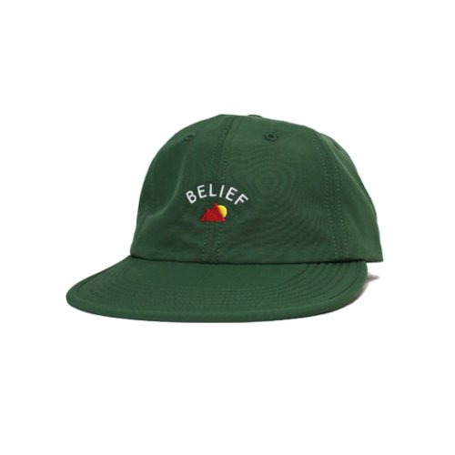 BELIEF NYC -EVEREST 6PANEL CAP(PINE)<img class='new_mark_img2' src='https://img.shop-pro.jp/img/new/icons5.gif' style='border:none;display:inline;margin:0px;padding:0px;width:auto;' />