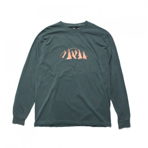 BELIEF NYC -SUMMIT L/S T-SHIRTS(WILLOW)<img class='new_mark_img2' src='//img.shop-pro.jp/img/new/icons5.gif' style='border:none;display:inline;margin:0px;padding:0px;width:auto;' />