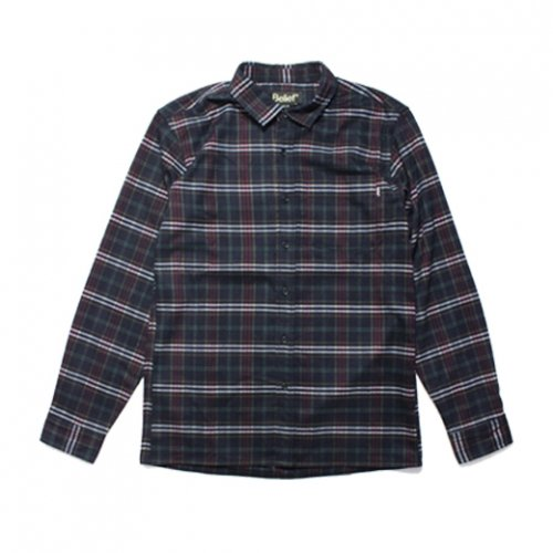 BELIEF NYC -CAMPER FANNEL SHIRT(BLACK MULTI)<img class='new_mark_img2' src='https://img.shop-pro.jp/img/new/icons5.gif' style='border:none;display:inline;margin:0px;padding:0px;width:auto;' />