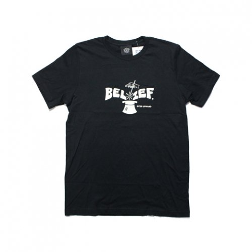 BELIEF NYC -MAGICIAN S/S T-SHIRT(VINTAGE BLACK)<img class='new_mark_img2' src='//img.shop-pro.jp/img/new/icons5.gif' style='border:none;display:inline;margin:0px;padding:0px;width:auto;' />