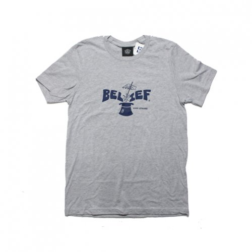BELIEF NYC -MAGICIAN S/S T-SHIRT(GRAY)<img class='new_mark_img2' src='https://img.shop-pro.jp/img/new/icons5.gif' style='border:none;display:inline;margin:0px;padding:0px;width:auto;' />