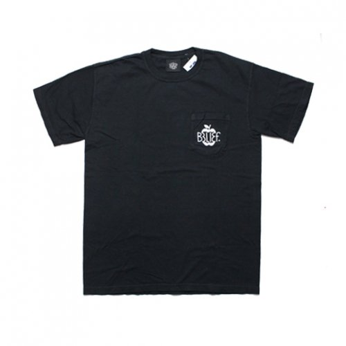BELIEF NYC -CORE POCKET S/S T-SHIRT(BLACK)<img class='new_mark_img2' src='https://img.shop-pro.jp/img/new/icons5.gif' style='border:none;display:inline;margin:0px;padding:0px;width:auto;' />