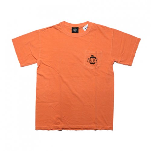 BELIEF NYC -CORE POCKET S/S T-SHIRT(MELON)<img class='new_mark_img2' src='//img.shop-pro.jp/img/new/icons5.gif' style='border:none;display:inline;margin:0px;padding:0px;width:auto;' />