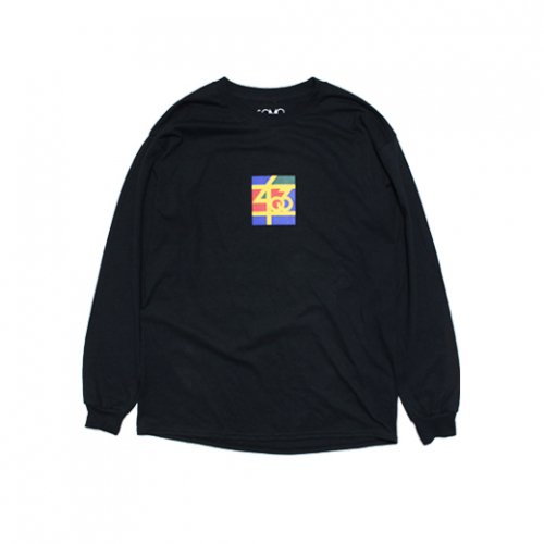 SAMO-3rd STREET PARTNER SHIP L/S T-SHIRT(BLACK)<img class='new_mark_img2' src='//img.shop-pro.jp/img/new/icons5.gif' style='border:none;display:inline;margin:0px;padding:0px;width:auto;' />