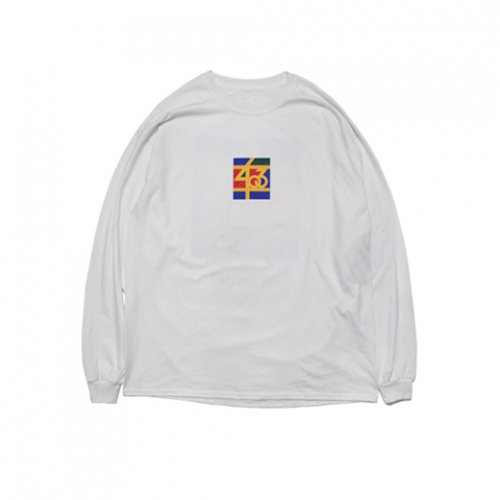 SAMO-3rd STREET PARTNER SHIP L/S T-SHIRT(WHITE)<img class='new_mark_img2' src='//img.shop-pro.jp/img/new/icons5.gif' style='border:none;display:inline;margin:0px;padding:0px;width:auto;' />