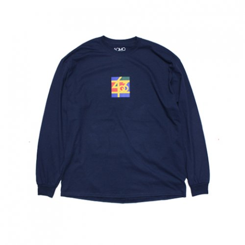 SAMO-3rd STREET PARTNER SHIP L/S T-SHIRT(NAVY)<img class='new_mark_img2' src='//img.shop-pro.jp/img/new/icons5.gif' style='border:none;display:inline;margin:0px;padding:0px;width:auto;' />