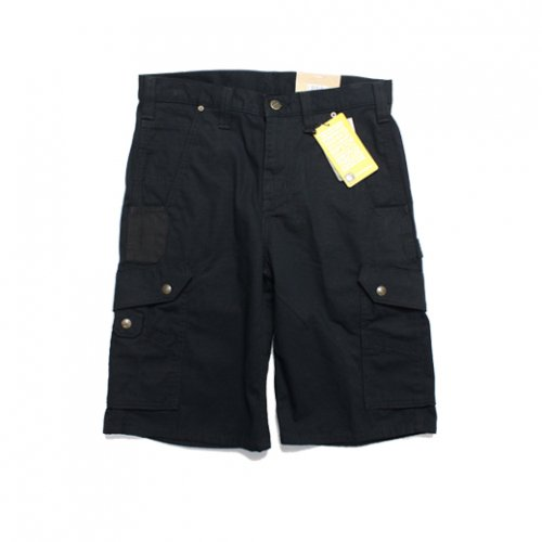 Carhartt-COTTON RIPSTOP CARGO WORK SHORT(BLACK)<img class='new_mark_img2' src='//img.shop-pro.jp/img/new/icons5.gif' style='border:none;display:inline;margin:0px;padding:0px;width:auto;' />